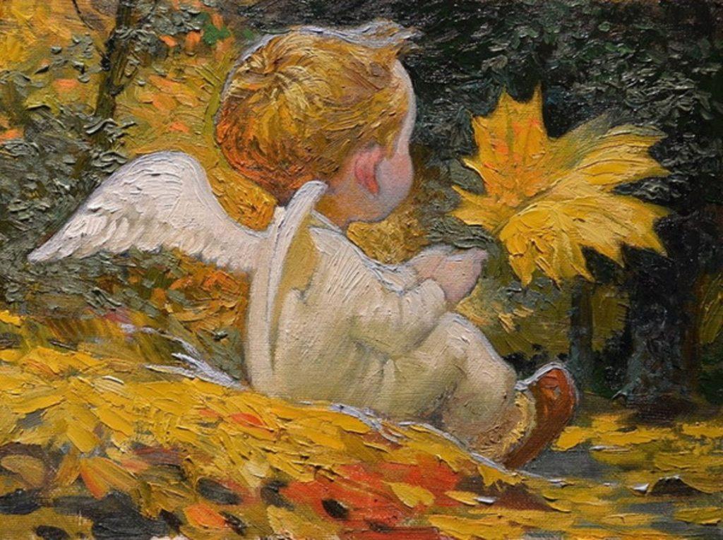 """""""Сказка про маленького ангела"""" Автор Лилия Ахмедова"""