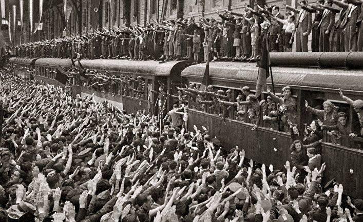Когда против СССР на стороне нацистов была вся Европа...