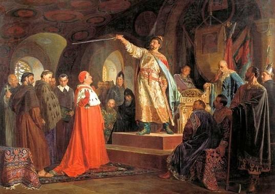 Русское королевство: где на самом деле оно находилось