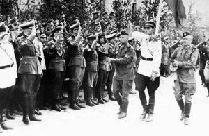 В предательской армии Власова русских было меньшинство