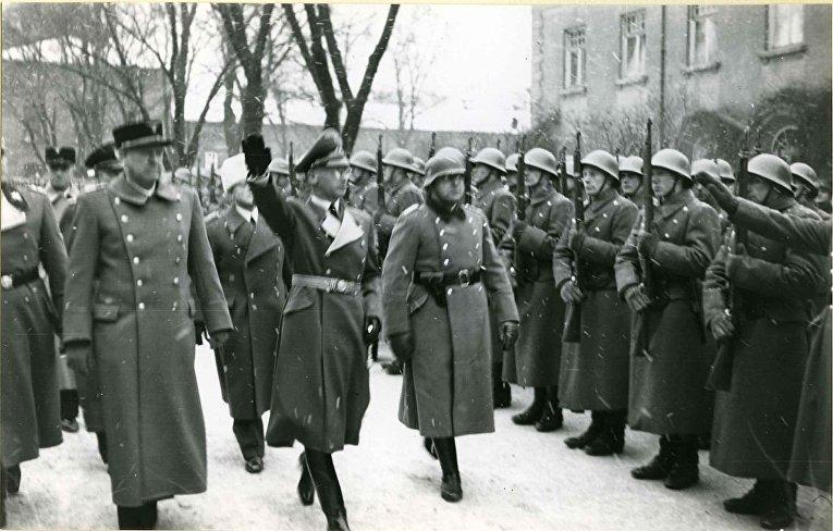 Как глава нацистского правительства Норвегии Квислинг мечтал о колониях на территории СССР