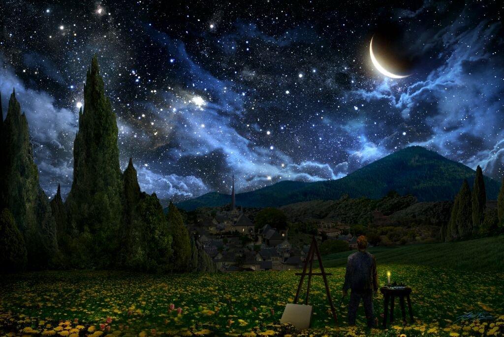 """""""Вилли с мельницы – Равнина и звезды"""" рассказ первый. Автор Роберт Льюис Стивенсон"""