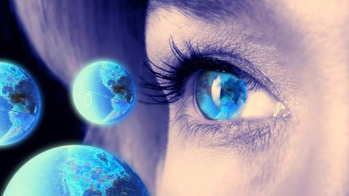 """""""Глаз реальности"""" рассказ-притча. Автор Роберт Шекли"""