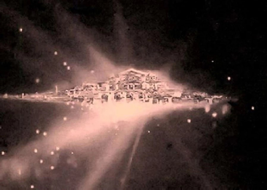 """Видели? Космический телескоп """"Хаббл"""" сфотографировал """"Обитель Бога""""!"""