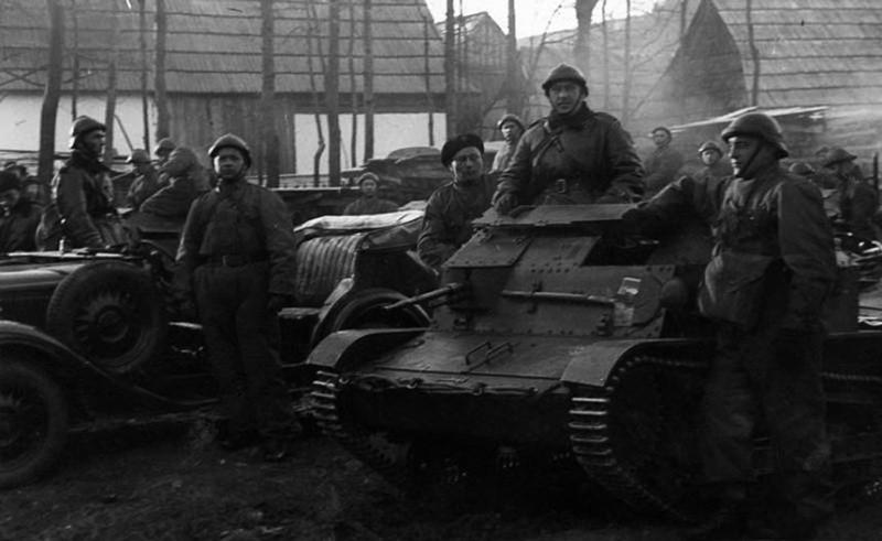 Забытое преступление Польши: попытка оккупации Литвы