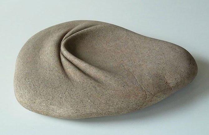 Мистика пластики камня испанского скульптора Хосе Мануэль Лопес Кастро