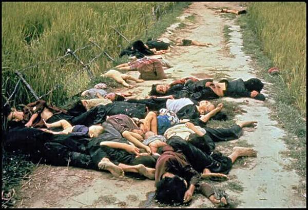 «Я иду по выжженной земле…» ВЬЕТНАМ - один из величайших позоров в истории США