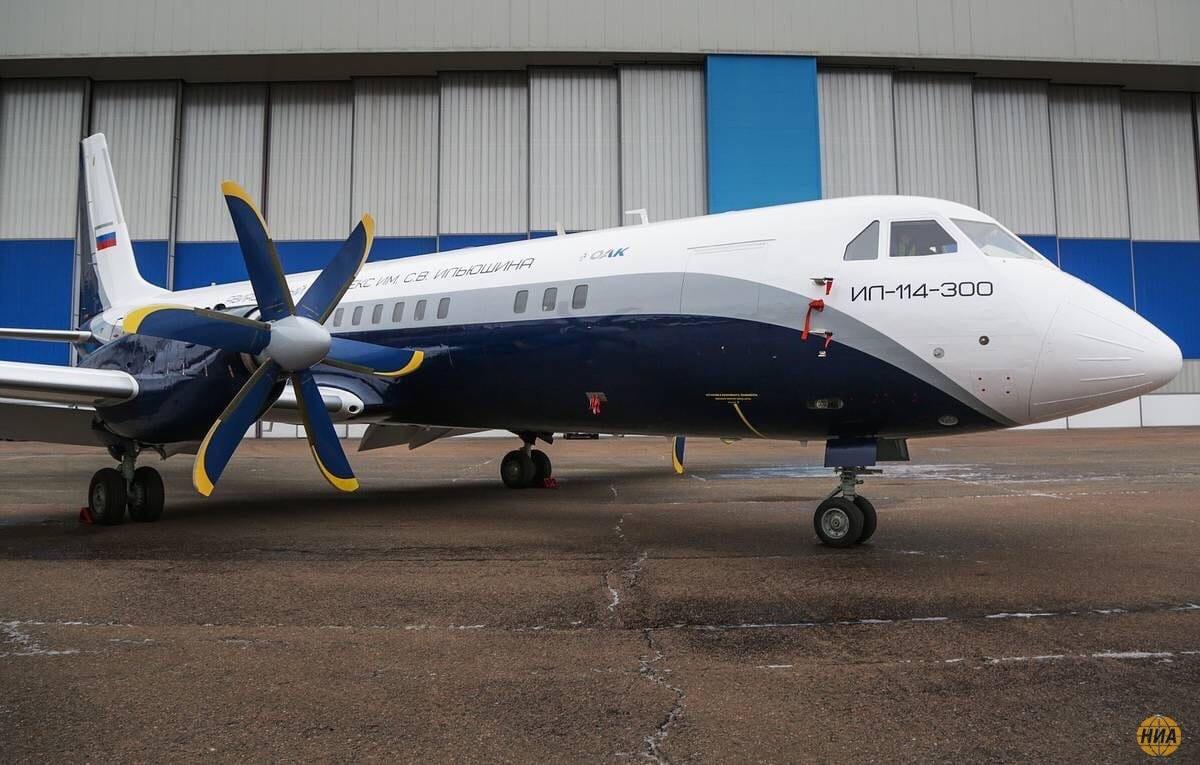 В России появится новый региональный пассажирский самолёт отечественной сборки.