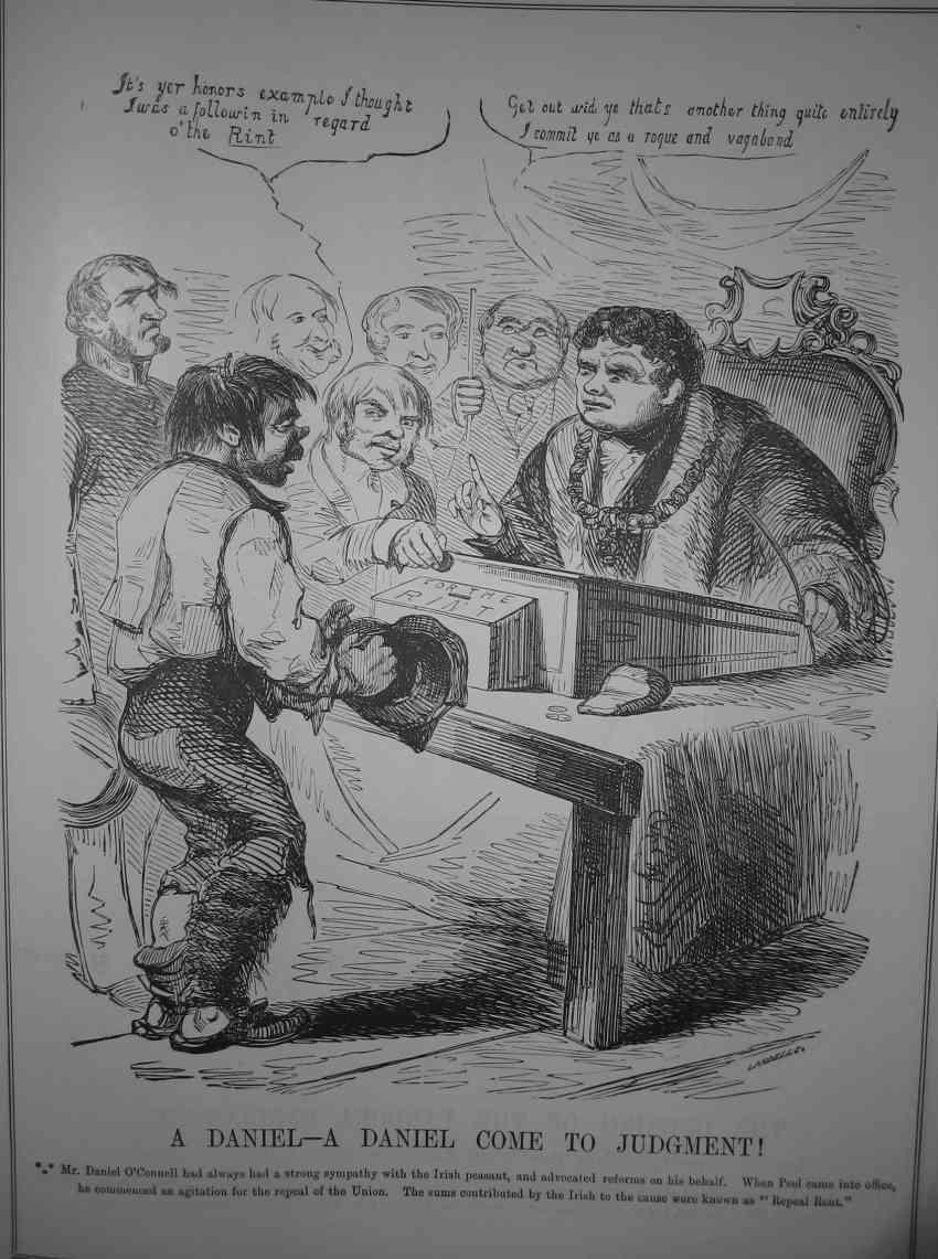 Забытая ирландская работорговля