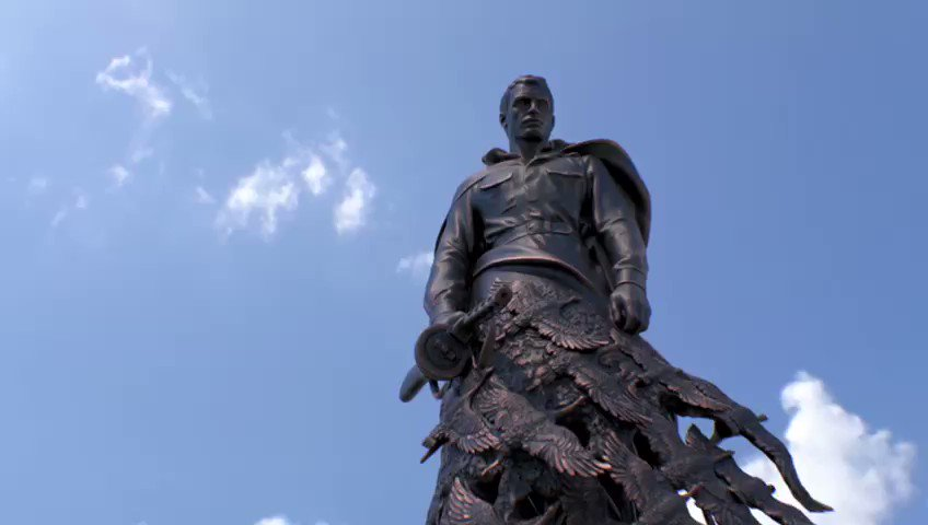Я убит подо Ржевом. Памятник советскому солдату готов к открытию
