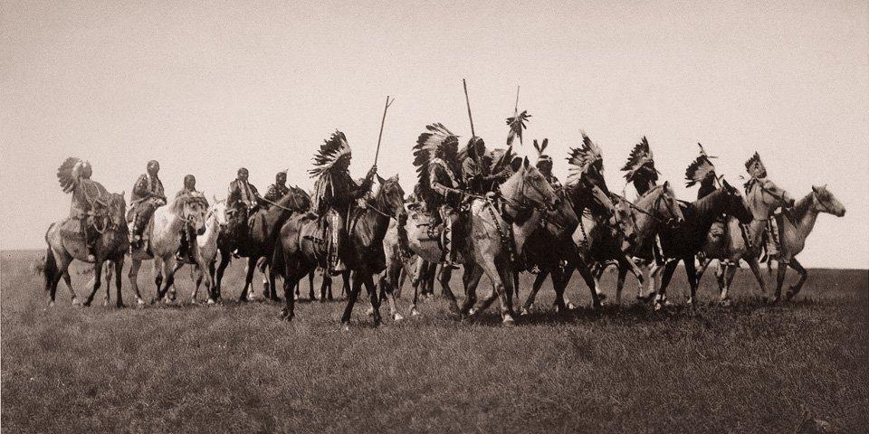 Удар Бешеной Лошади