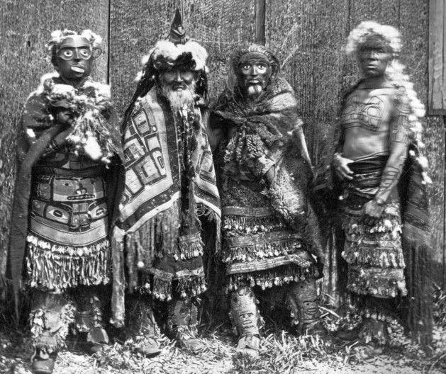 Как русские с индейцами воевали