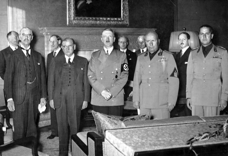 Пакт Сельтера-Риббентропа (Эстония, Латвия, Польша и другие партнёры нацистской Германии)