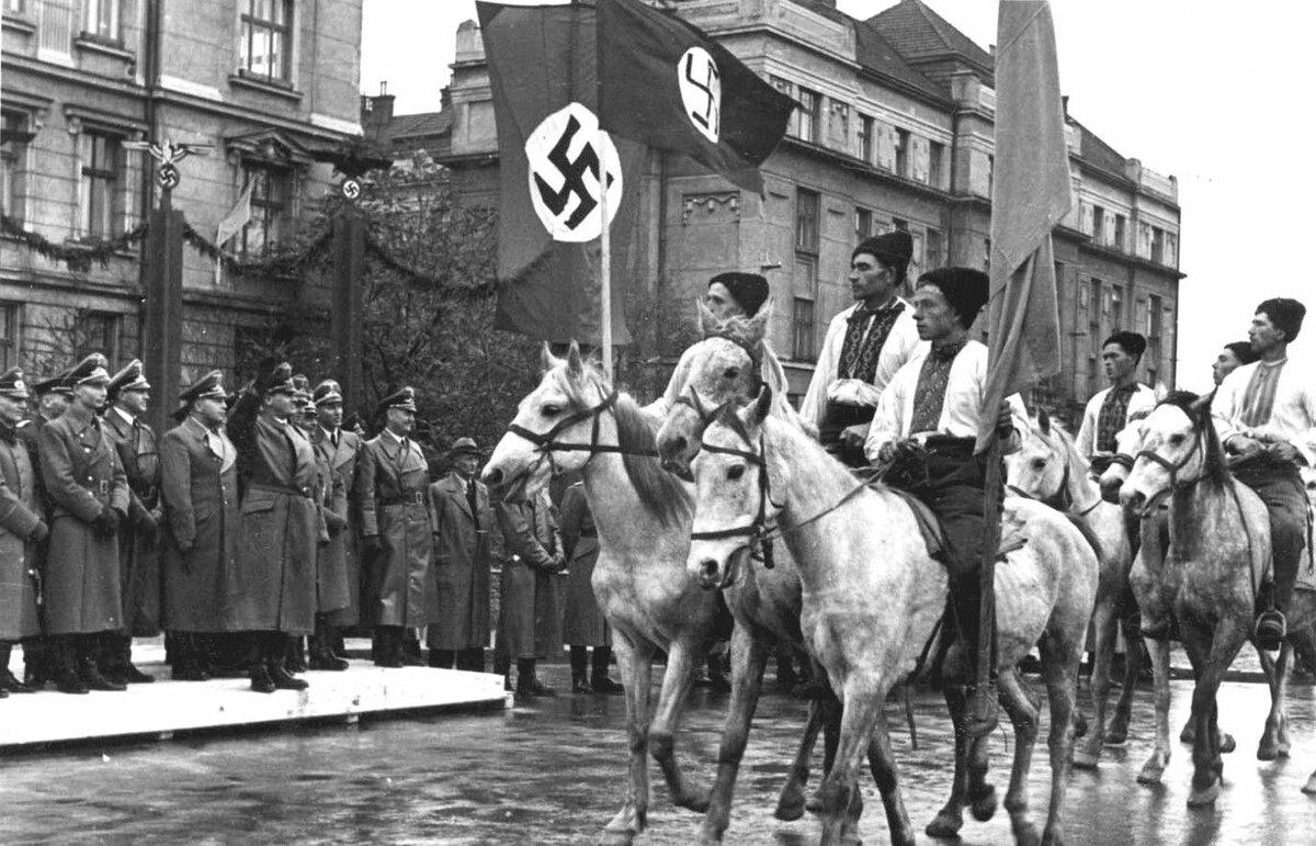 Происхождение украинского национализма