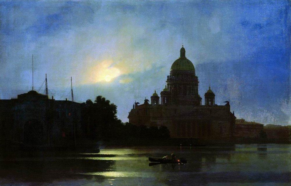 Художник Архип Куинджи (1841 — 1910)