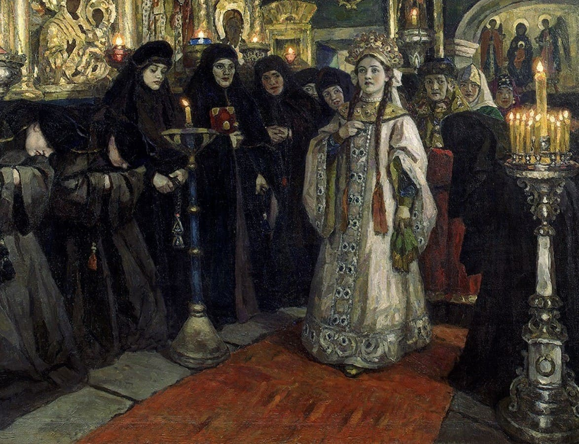 Художник Василий Суриков (1848 – 1916)