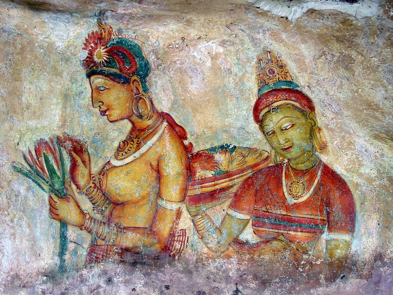Львиная скала (Sigiriya)