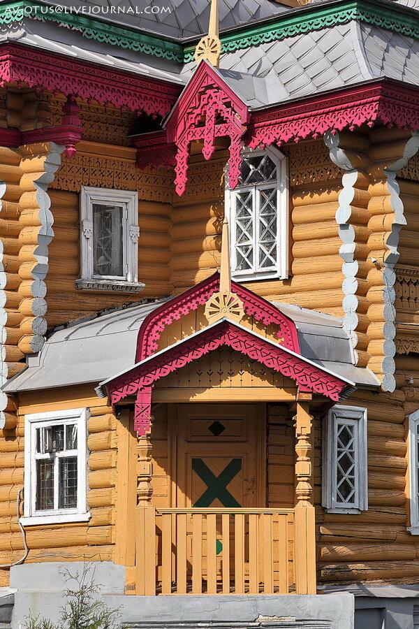 Еще один терем: дача купца Бугрова у станции Сейма