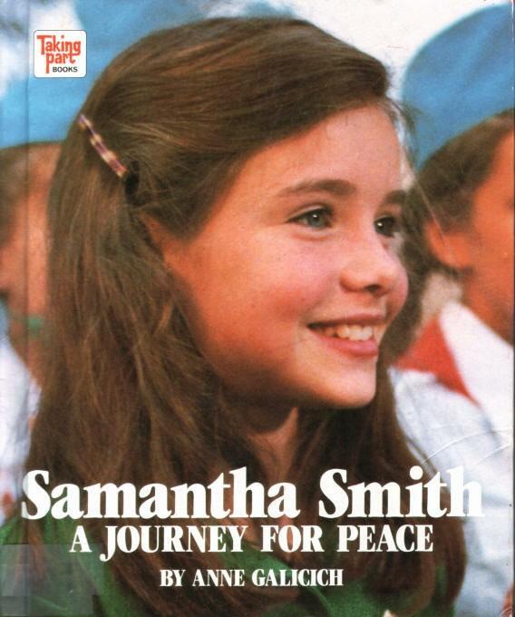 """Саманта Смит. """"Пусть всегда будет солнце ..."""""""