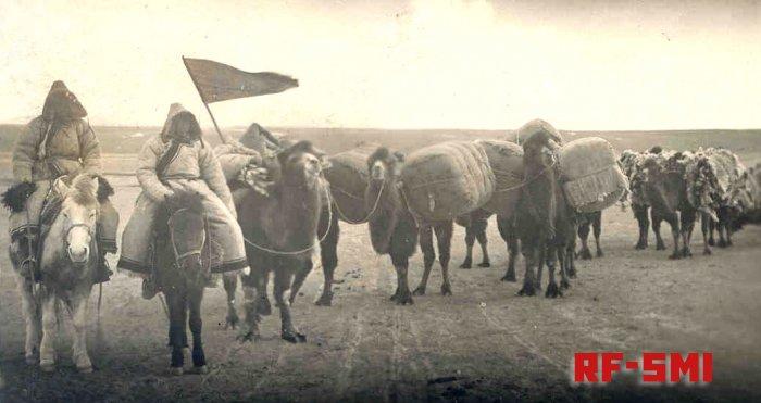 Как Монголия помогала СССР в Великой Отечественной  Войне.