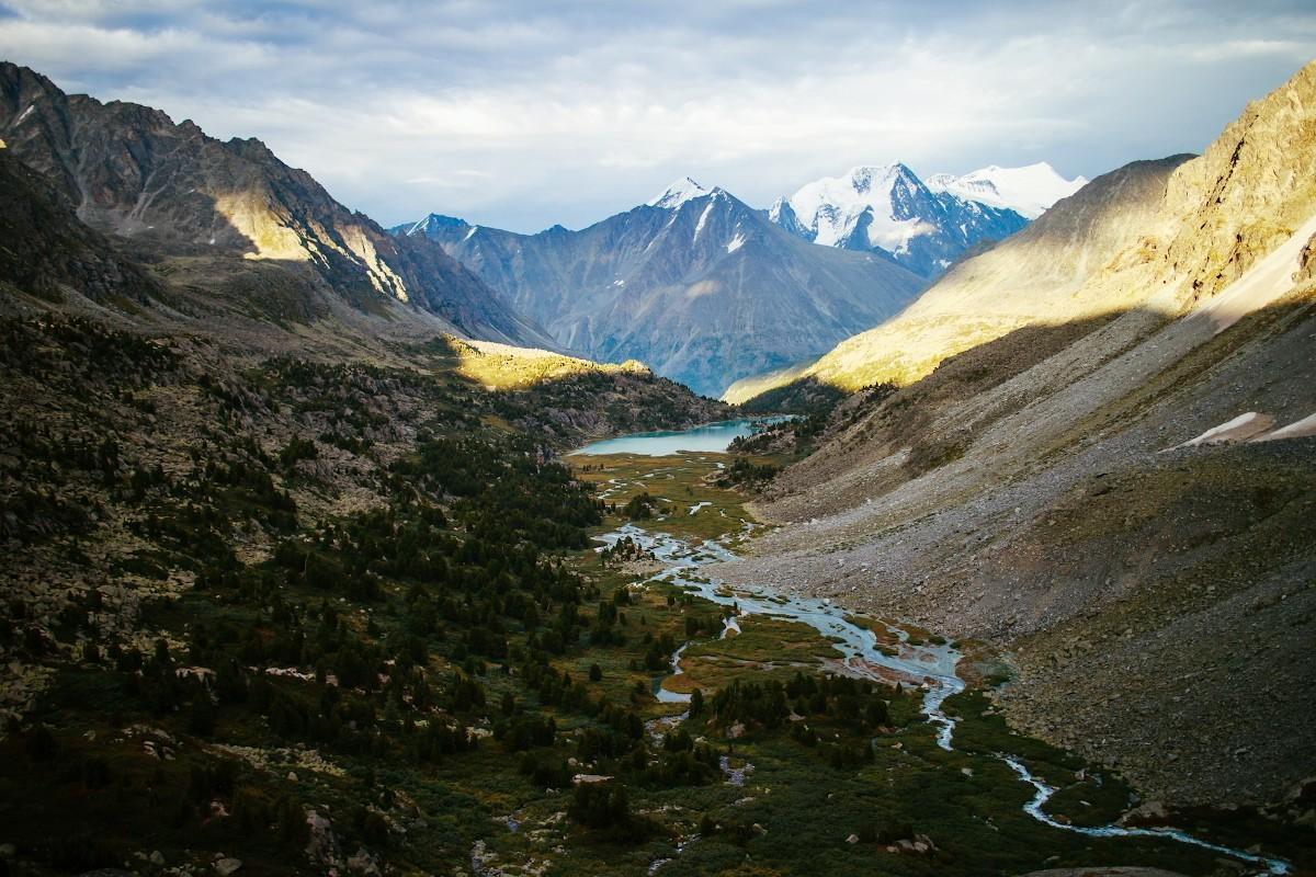 Алтай 2014. Часть 6. Перевал Иолдо (изумительные фотографии и виды Природы Алтая)