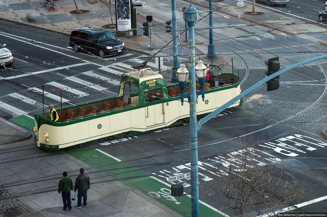 """Необычные трамвайчики / Моя зеленая """"девятка""""..."""