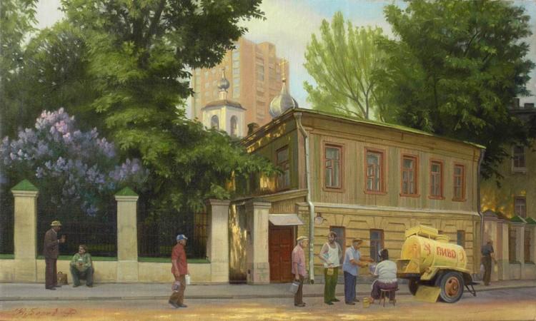 художник Филипп Кубарев картины – 08
