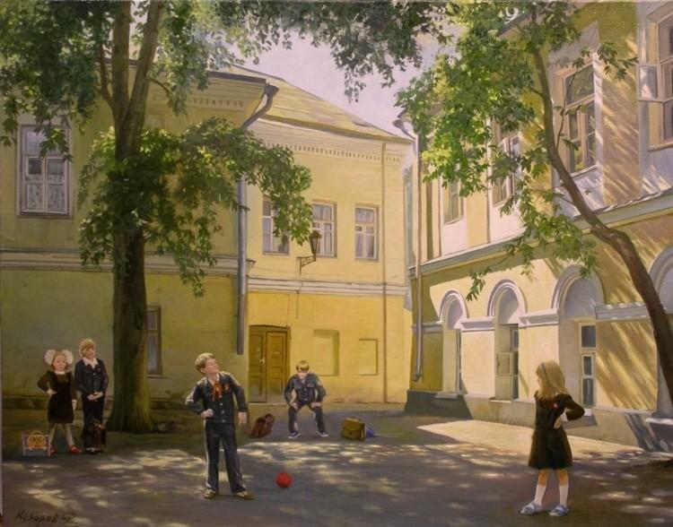 художник Филипп Кубарев картины – 14