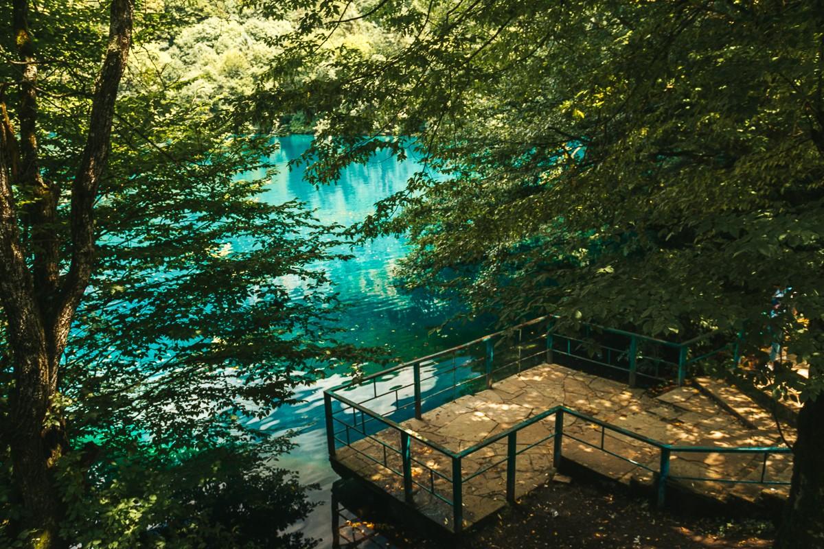 Голубые озёра - бездонное око Кавказа!
