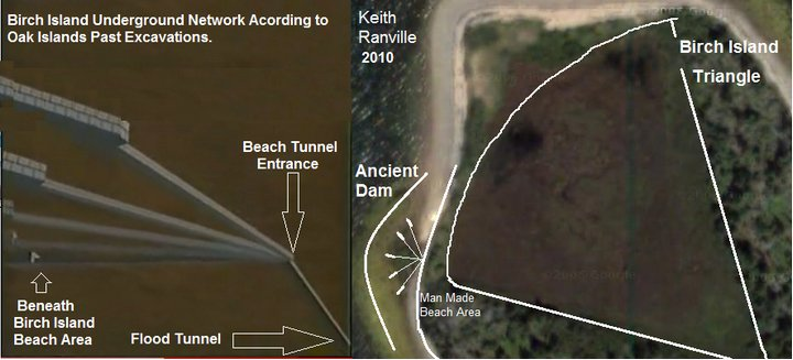 Загадки острова Оук, которою не могут разгадать уже 200 лет