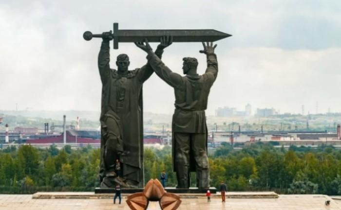 «Тыл фронту» г.Магнитогорск
