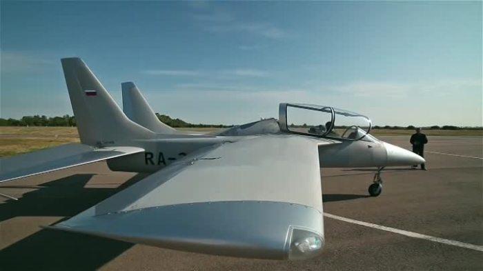 Россия показала новейший самолет PJ–II DREAMER