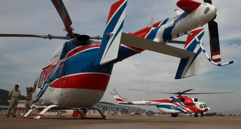 В России начали разработку новых вертолётов