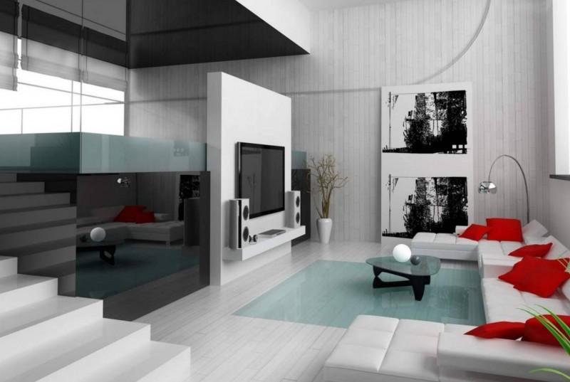 Стиль хай-тек. Источник фото: https://www.topdom.ru/articles/interior_design/interer_kvartiry_v_stile_khay-tek.htm