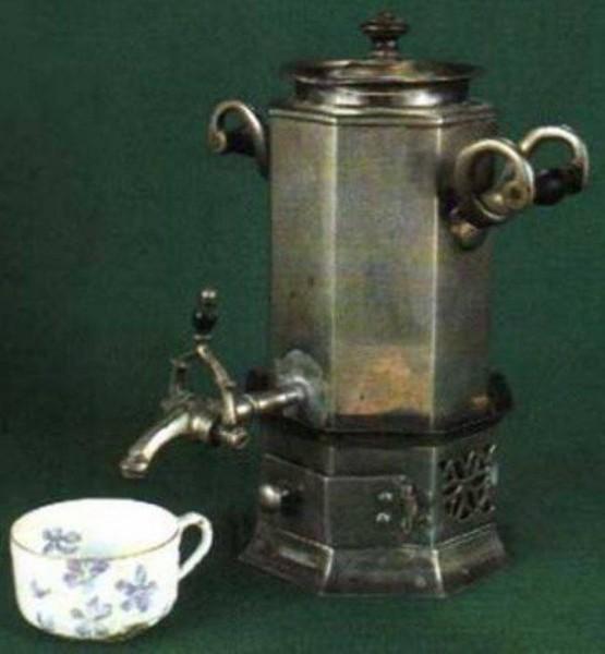 Старинные и антикварные кофейники