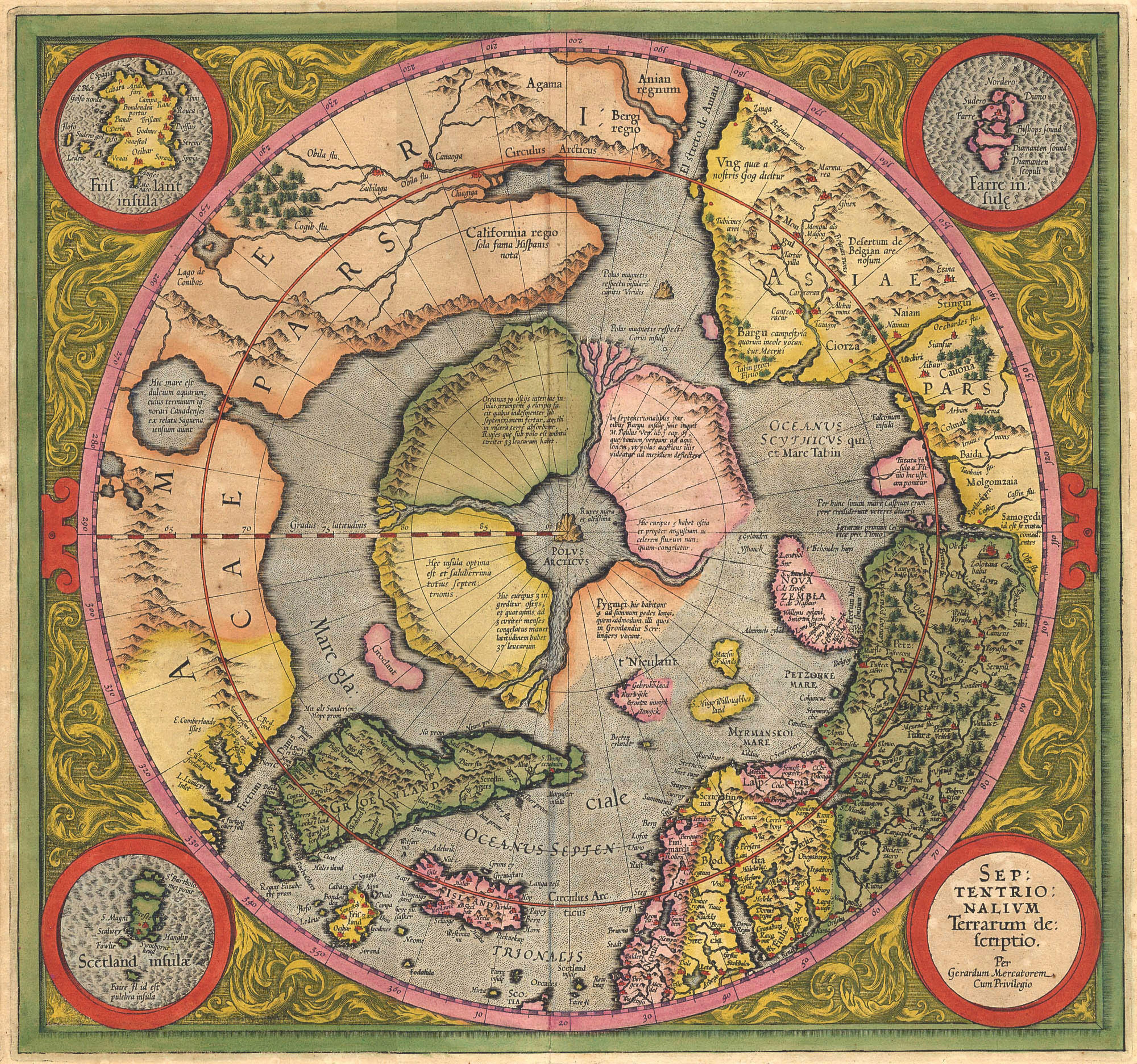 Трамп, Гренландия и... Атлантида