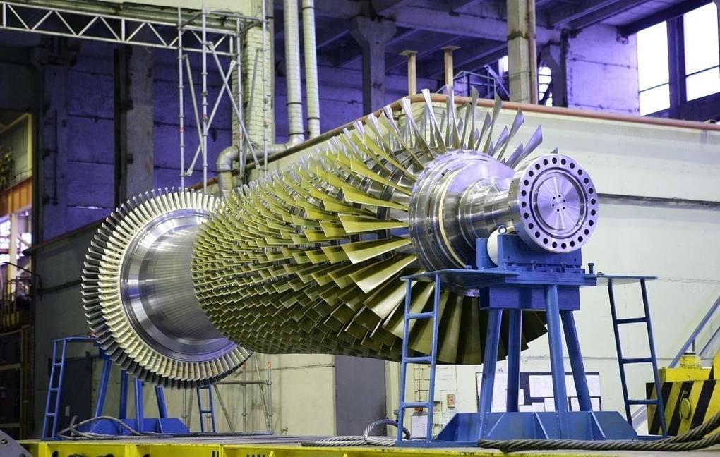 Россия практически готова перейти на отечественные газовые турбины большой мощности