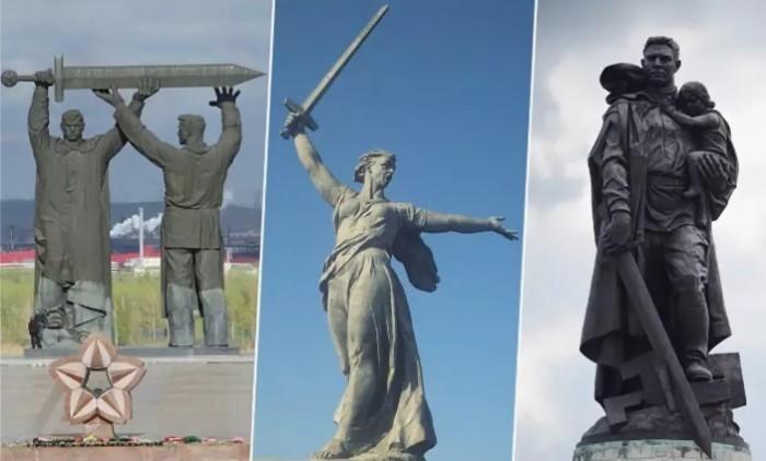 Как монумент «Родина-мать зовет!» стал частью триптиха, который растянулся от Магнитогорска до Берлина