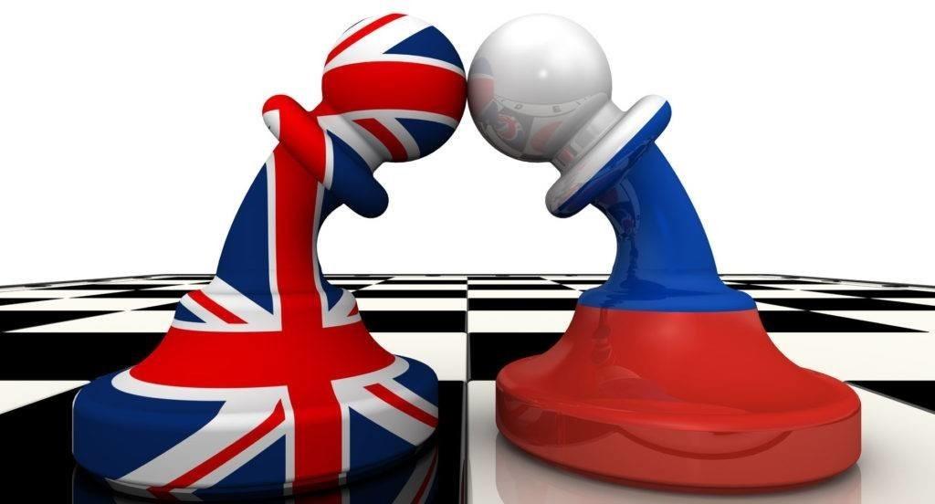 Настала пора России предъявить претензии и репарации к Англии