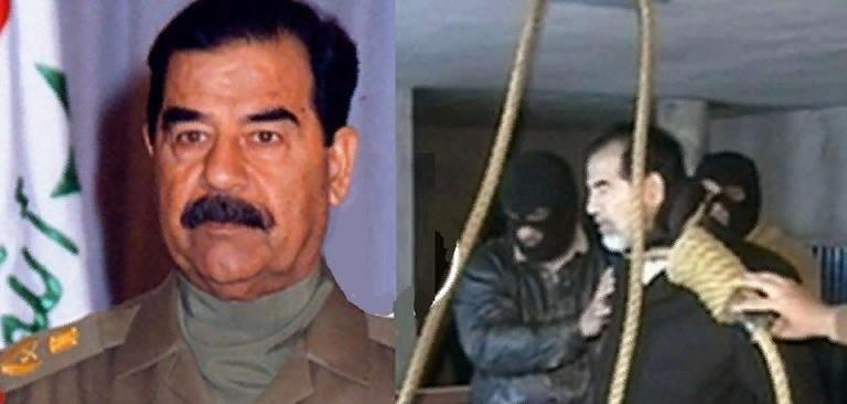 Саддам Хусейн унёс с собой в Ад ключ от Детройта, который был ему вручен властями города в 1980 году