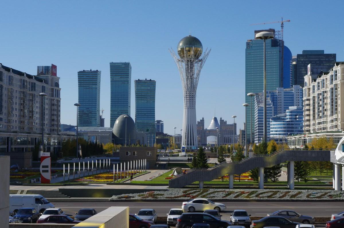 г.Нурсултан. Казахстан