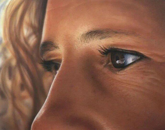 Гиперреализм от шведского художника Йоханнеса Вессмарка