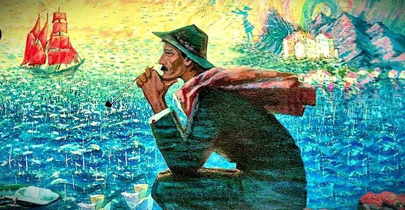 """""""Сказочник"""" рассказ. Автор Константин Паустовский"""