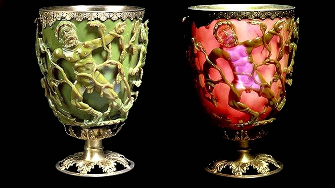 Загадка римского кубка Ликурга