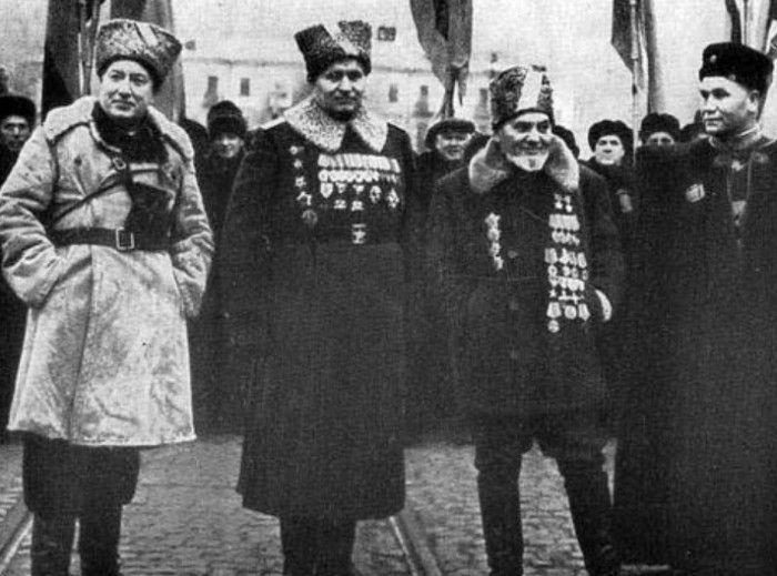 История легендарного рейда партизанского отряда Наумова