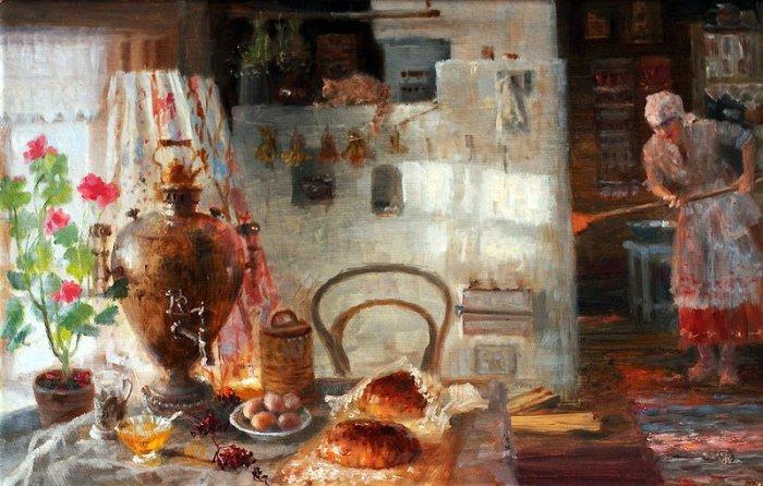 Царица избы: малоизвестные факты из истории традиционной русской печи