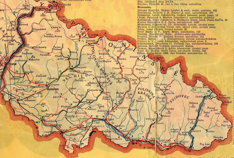 Как Закарпатская Русь вернулась после Второй мировой в Россию