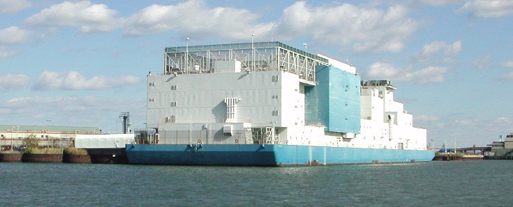 Как выглядит единственная в мире плавучая тюрьма