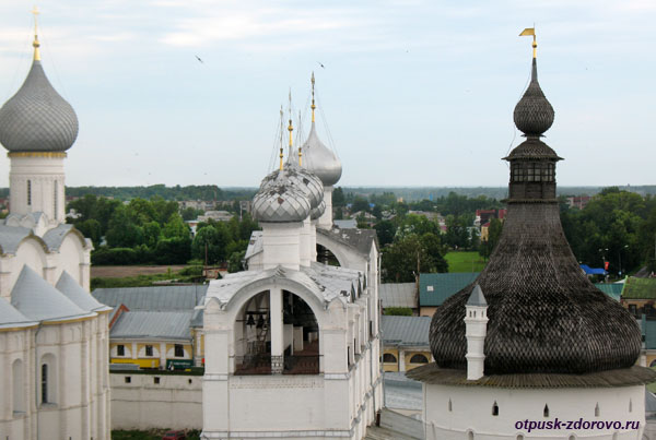 Звонница Успенского собора, Музей-Заповедник Ростовский Кремль