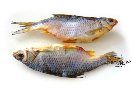 Солёная рыба— подходящая закуска к пиву